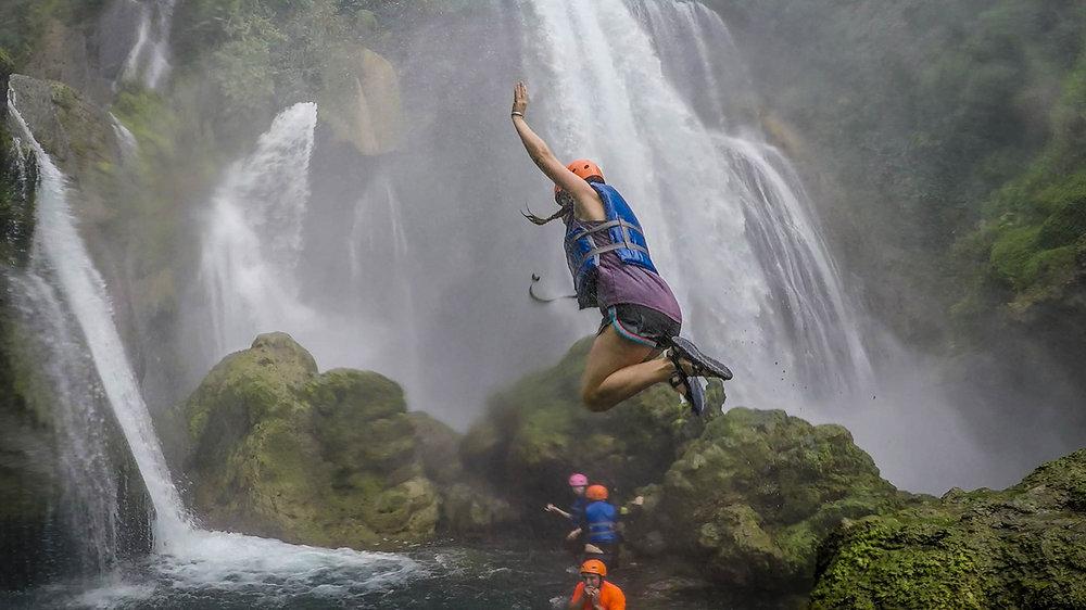 Things to Do in Lake Yojoa Honduras Pulhapanzak Waterfall