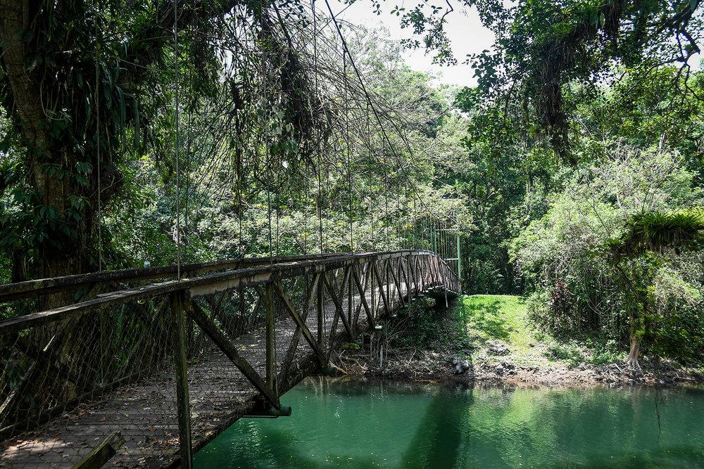Things to Do in Lake Yojoa Honduras Los Naranjos Eco Park