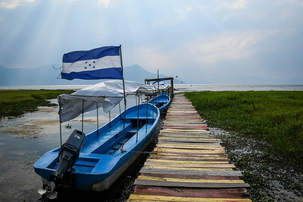 Things to Do in Lake Yojoa Honduras Boat on Lake