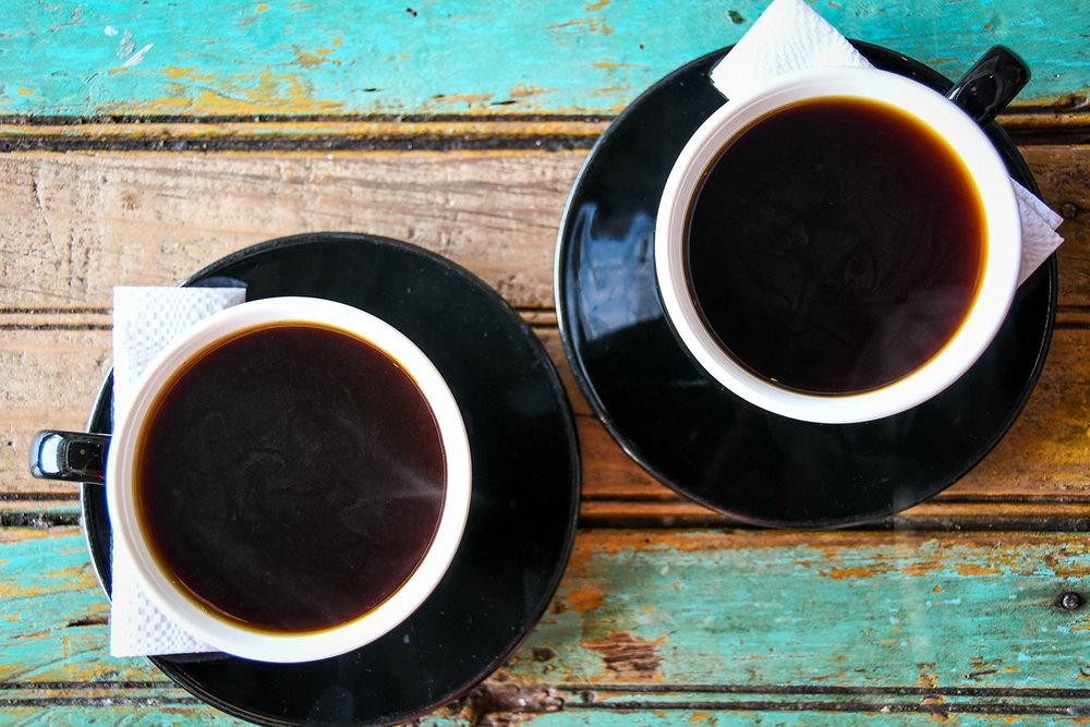 Coffee Tour Honduras Cup of coffee