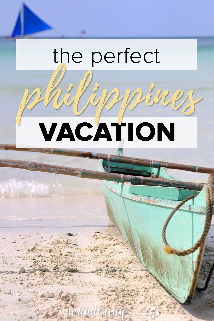 Perfect Philippines 2 Week Vacation