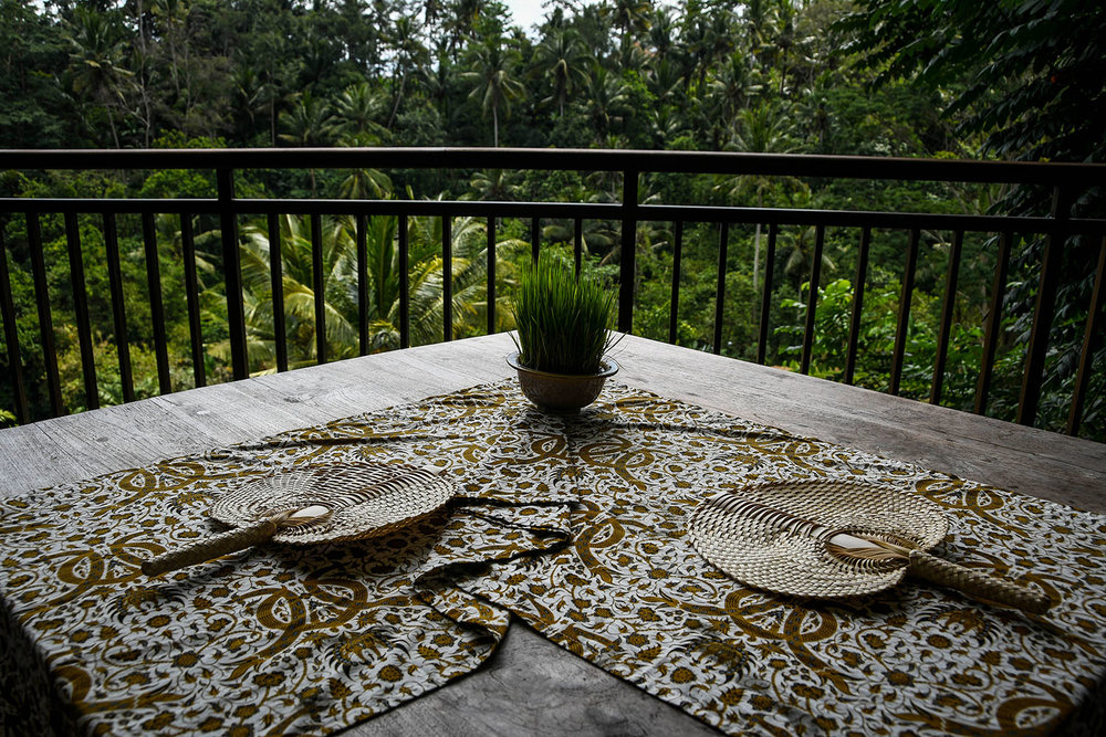 Komaneka at Bisma Ubud Resort Review Balcony