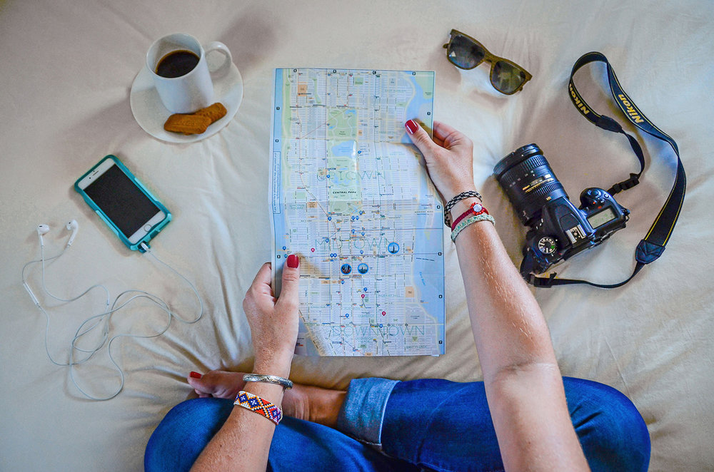How We Afford to Travel Planning