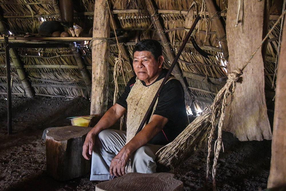 Bri Bri Indigenous Village Tour Shaman