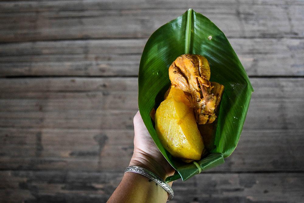 Bri Bri Indigenous Village Tour Banana Leaf Lunch