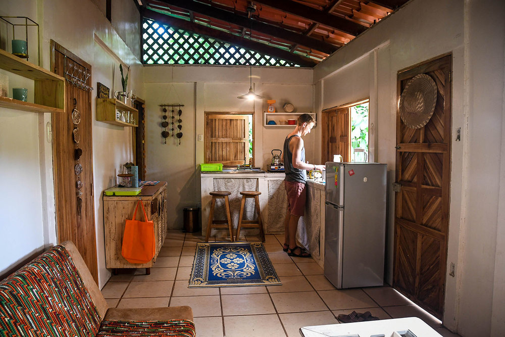 Puerto Viejo Travel Guide Airbnb Kitchen