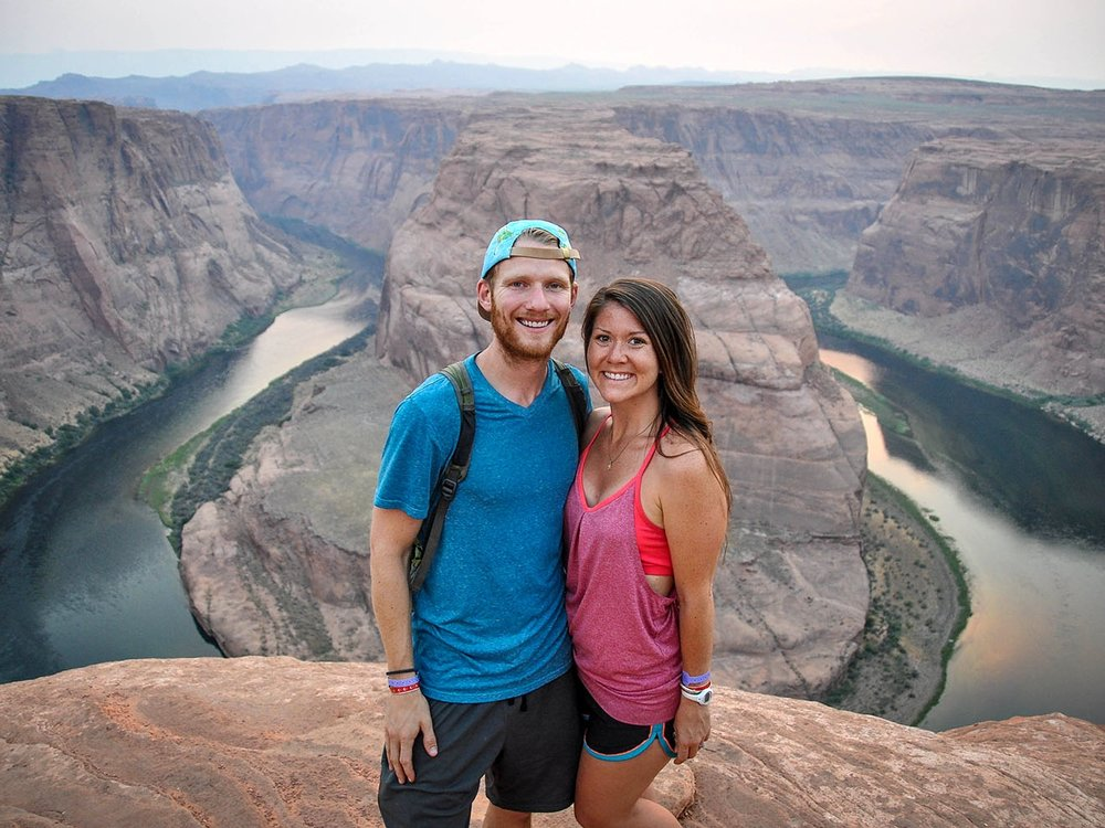 Hi there! We're Katie & Ben. - We seek adrenaline rushes, good food, authentic experiences and adventures off the typical tourist path. Follow along for responsible & adventurous travel tips, and inspiration that'll get you packing!