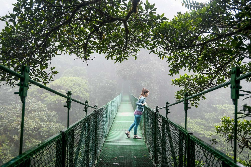 Things to Do in Costa Rica Monteverde Cloud Forest