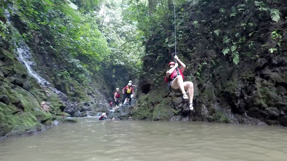 Things to Do in Costa Rica Canyoning Tour