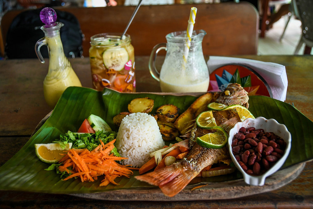 Things to Do in Costa Rica Eat Casado