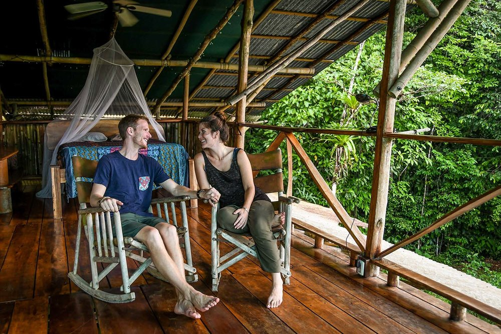Things to Do in Costa Rica: Stay in a Tree House
