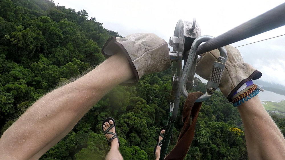 Thing to Do in Costa Rica: Zip Lining