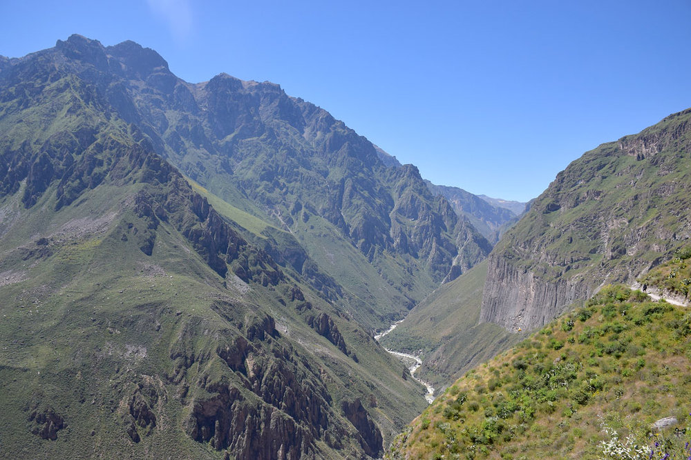 Things to Do in Peru: Colca Canyon