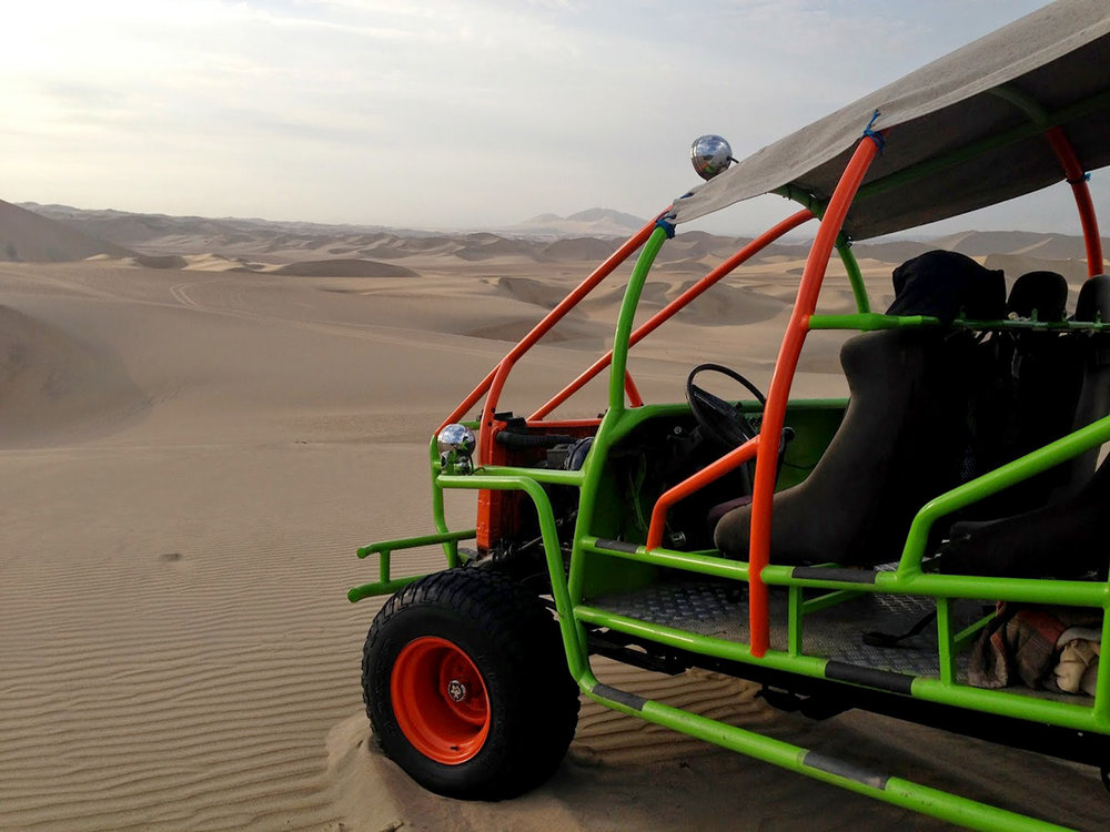 Things to Do in Peru: Dune Buggy in Huacachina