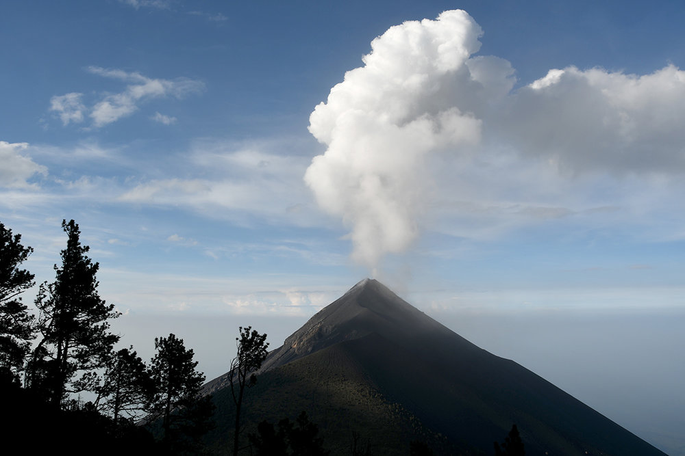 Things to Do in Antigua Guatemala: Volcan Fuego