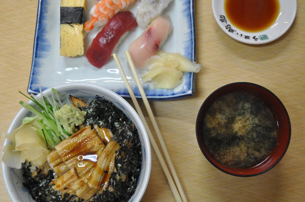 Things to do in Tokyo Tsukiji Fish Market Sushi