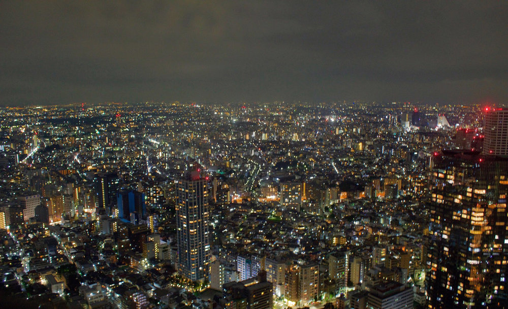Things to do in Tokyo Metropolitan Government Building View