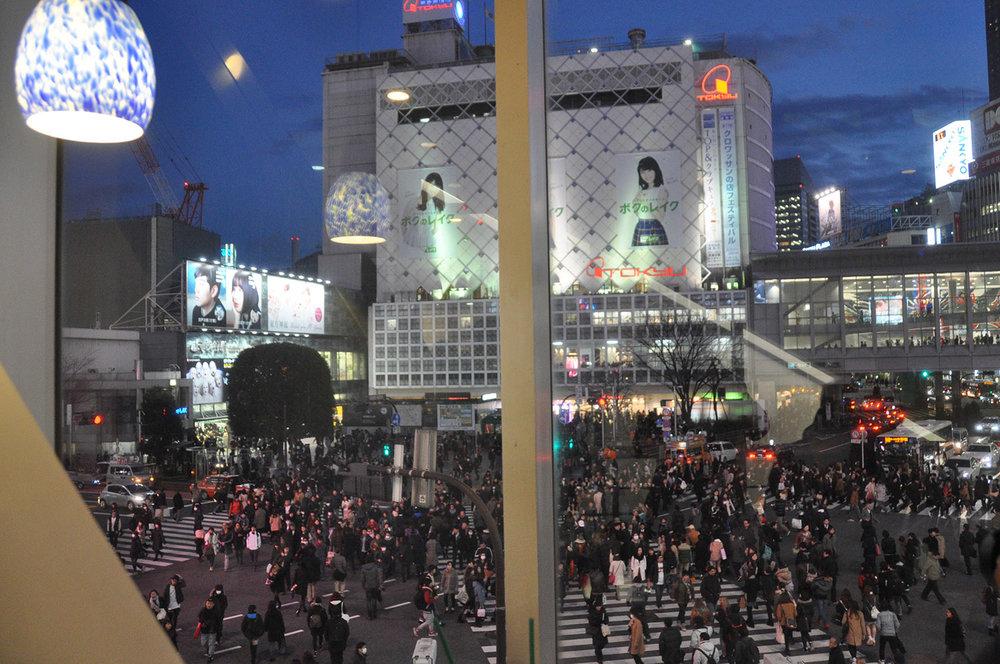 Things to do in Tokyo Shinjuku Intersection
