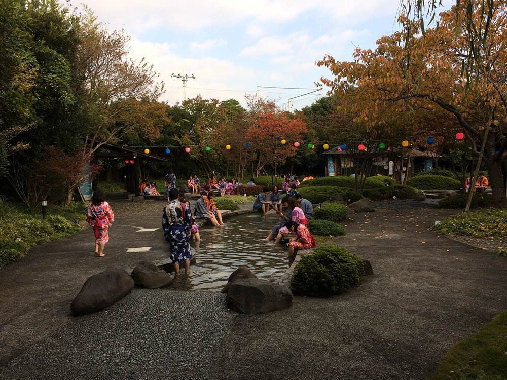 Things to do in Tokyo Onsen