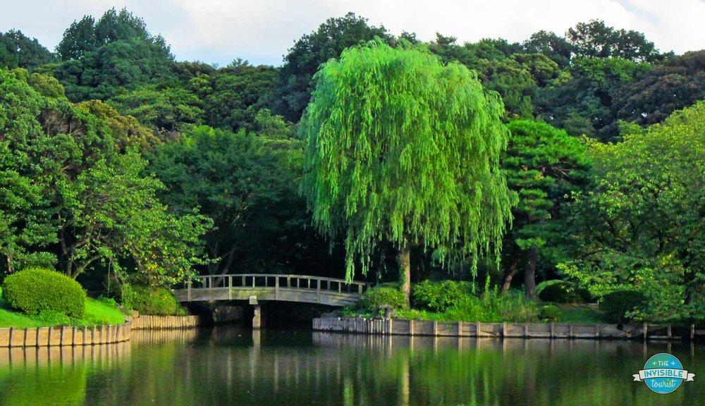 Things to do in Tokyo Shinjuku Gyoen National Garden