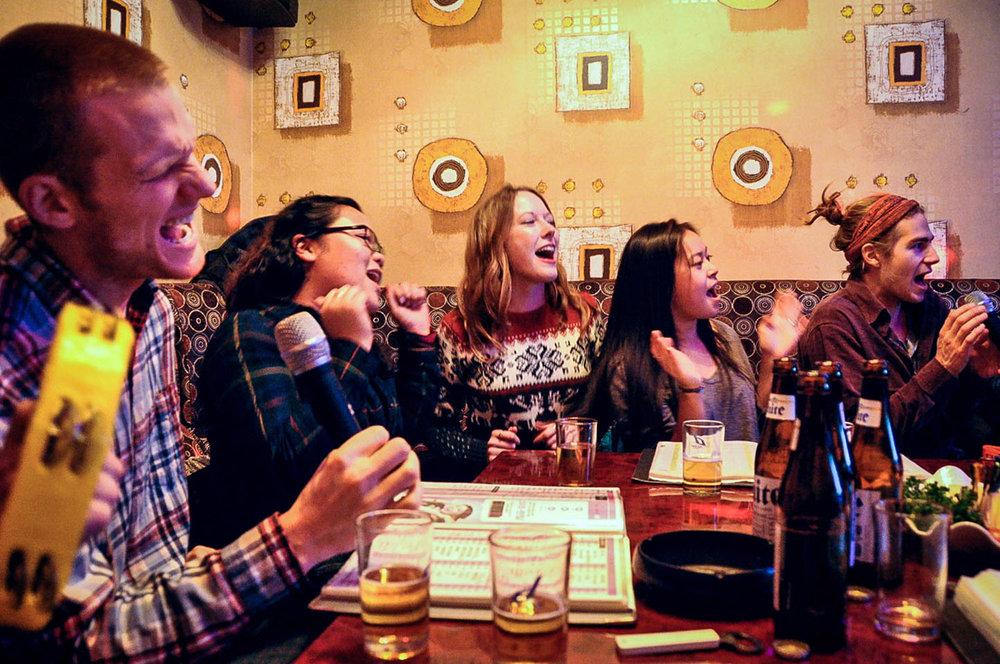 Things to do in Tokyo Karaoke Room