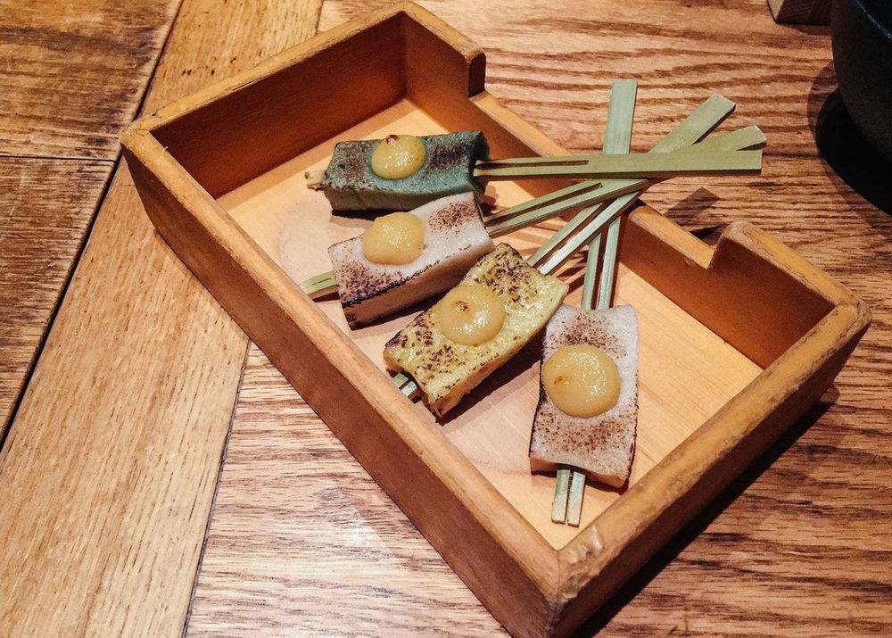Things to do in Tokyo vegetarian food