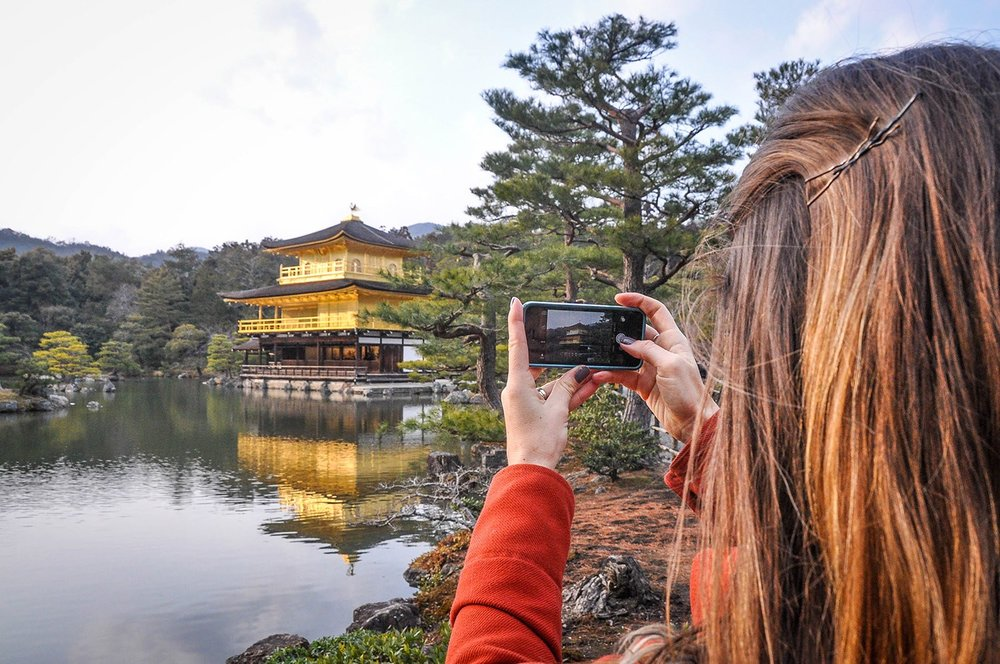 Golden Temple Kyoto Japan First Timers Guide