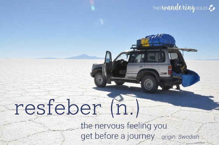 14 awesome travel words you ve never heard two wandering soles