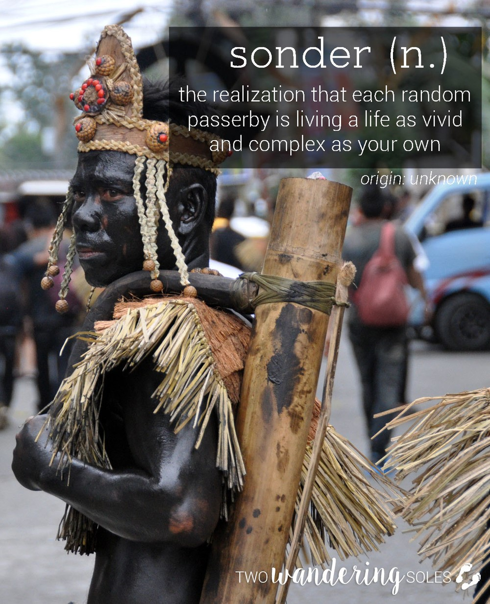 Sonder Awesome Travel Words