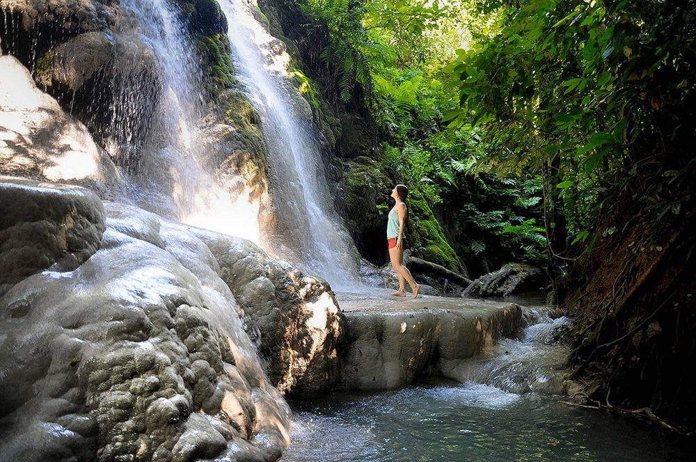 Things to Do in Chiang Mai Sticky Waterfalls