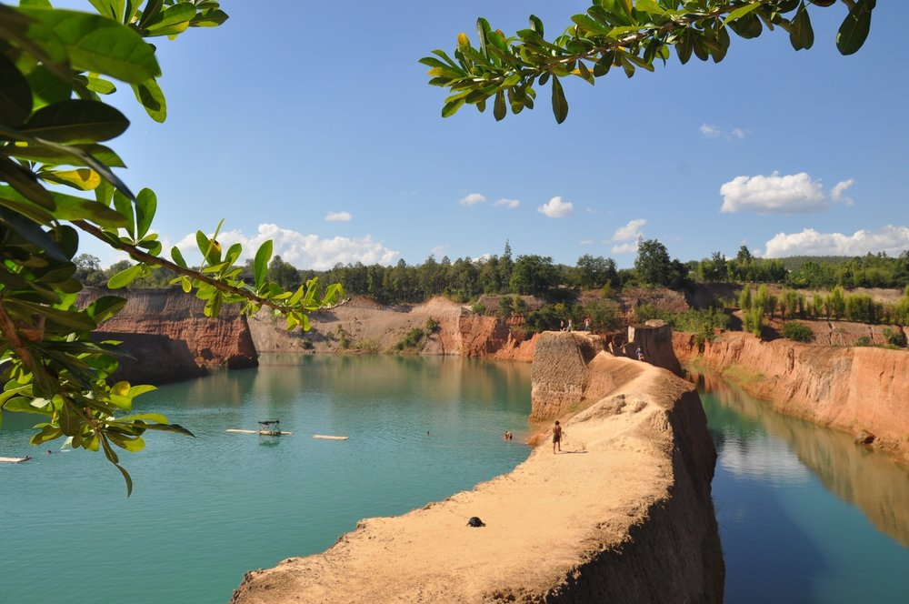 Grand Canyon Cliff Jumping: Unique Things to Do in Chiang Mai