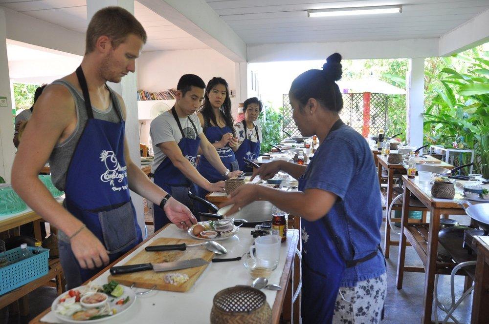 Chiang Mai Secret Thai Cooking Class