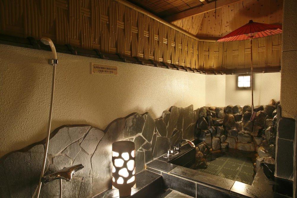 Miyabiyado Takemine Open Air Baths