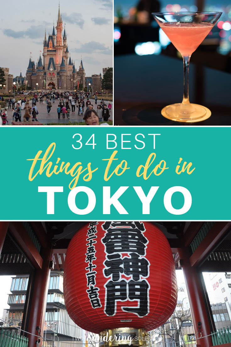 34 Best Things to Do in Tokyo Japan