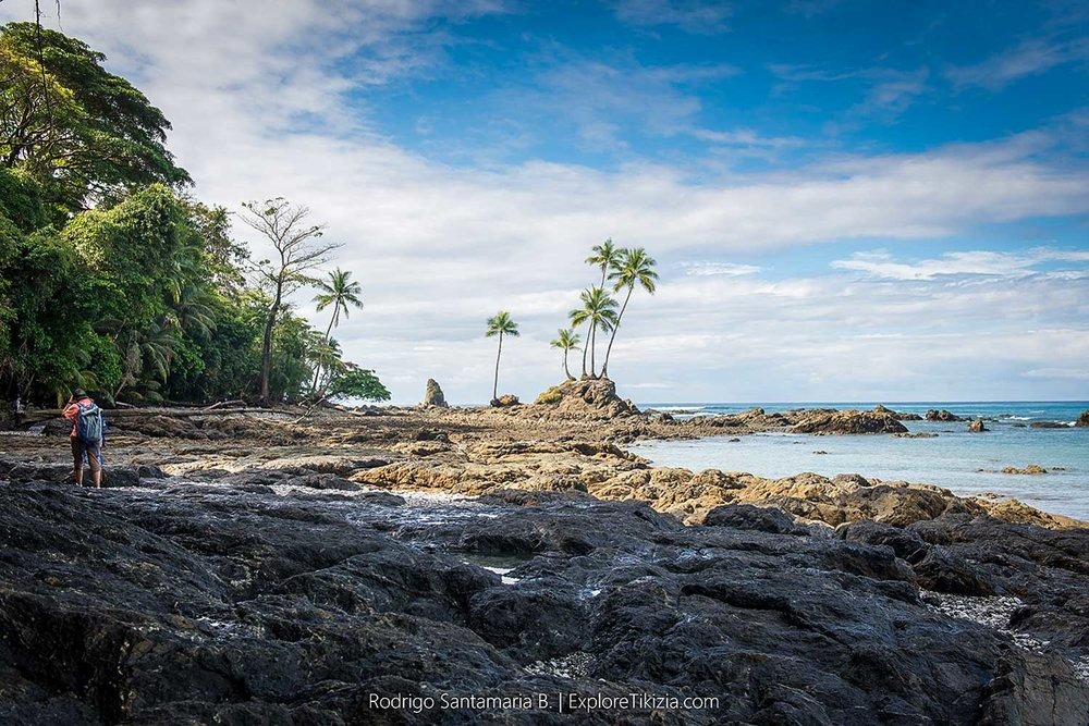 Things to Do in Corcovado National Park: Hike On the Beaches