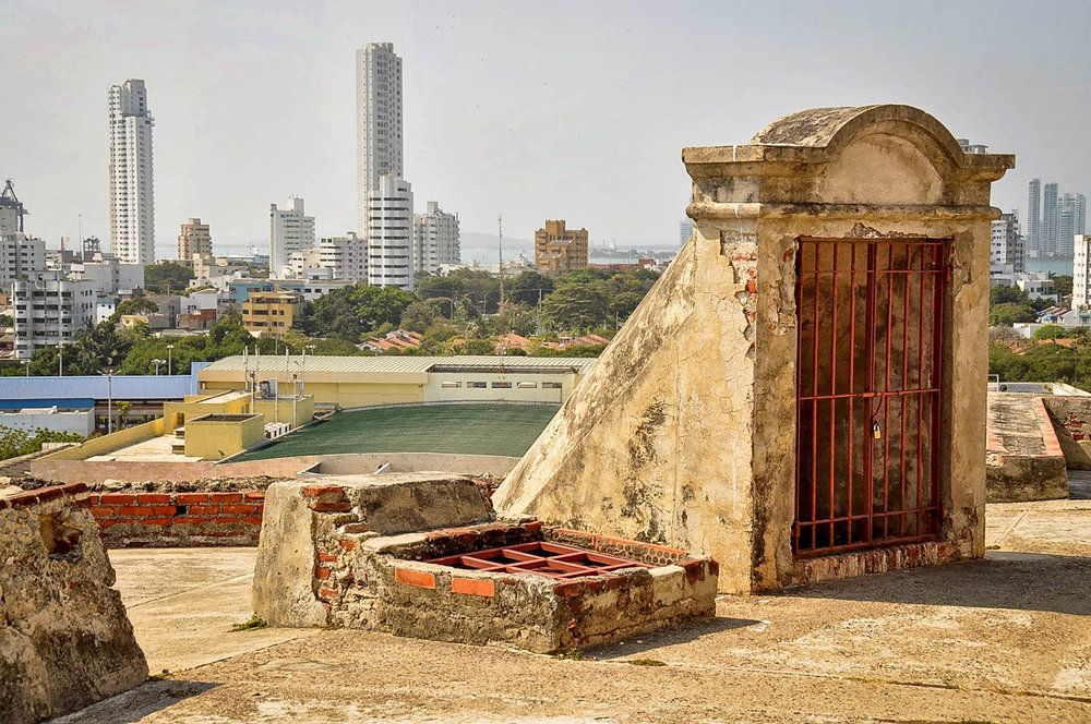 Things to do in Cartagena Colombia Castillo de San Felipe