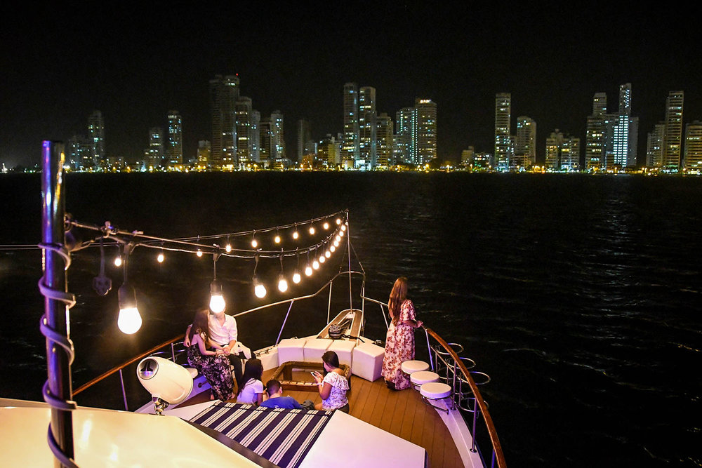 Things to do in Cartagena boat cruise