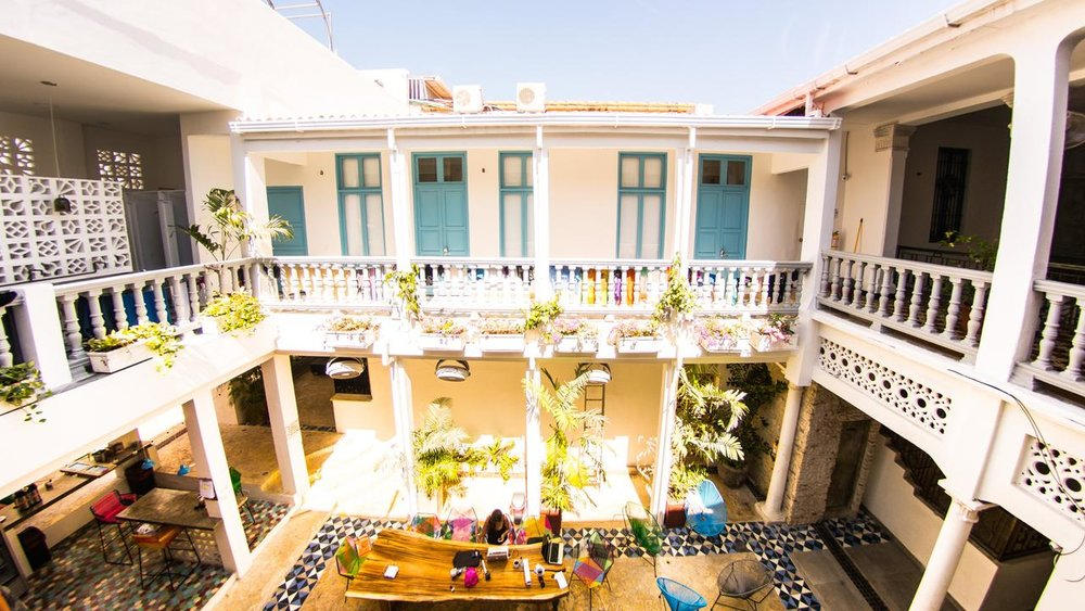 Republica Hostel Cartagena