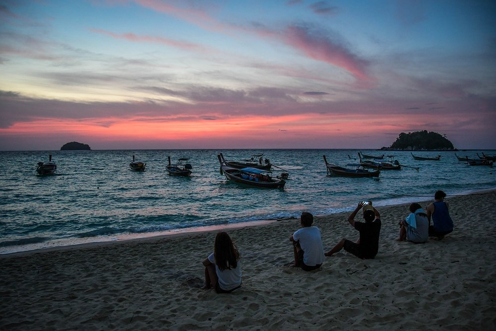 Things to Do in Koh Lipe Thailand Island Sunrise Beach