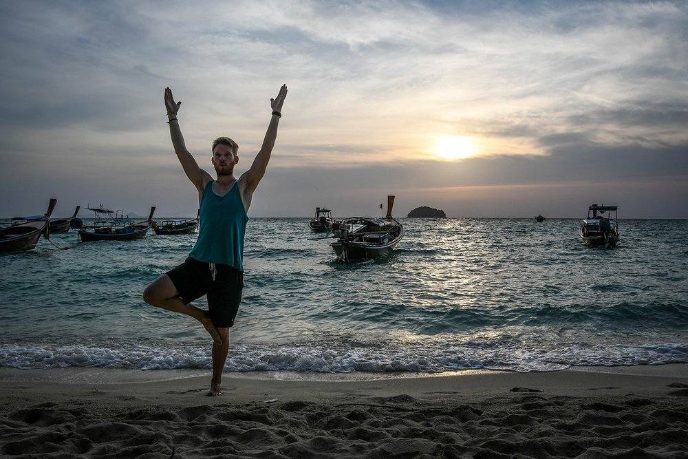 Things to Do in Koh Lipe Thailand Island Yoga on the beach