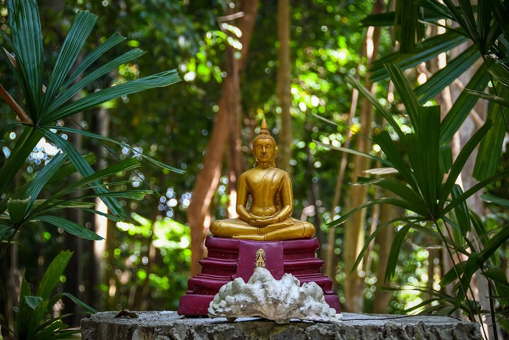 Things to Do in Koh Lipe Thailand Island Buddhist Temple Buddha
