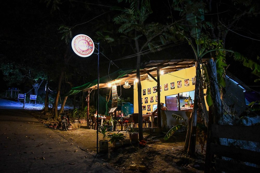 Where to Eat in Koh Lipe Thailand Island Forever Restaurant