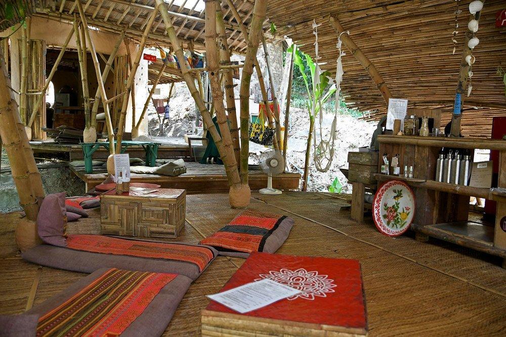 Things to do in Koh Lanta Thailand Asalanta Organic Teahouse
