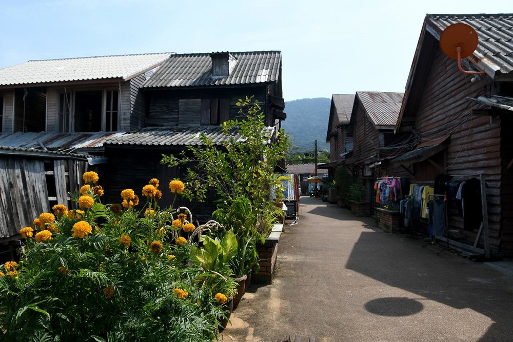 Things to do in Koh Lanta Thailand Old Town
