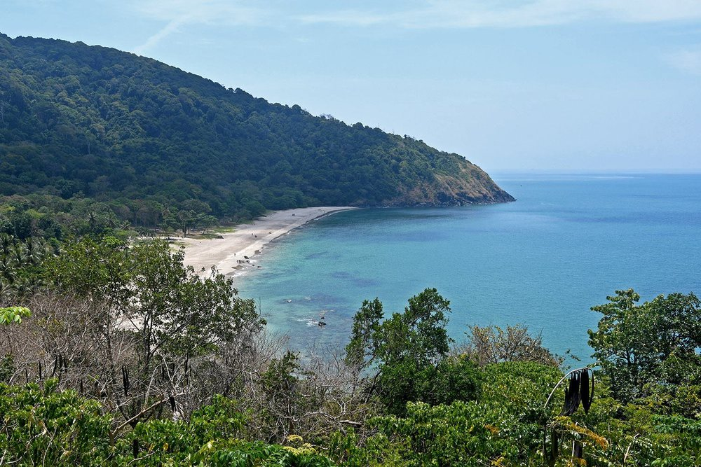 Things to do in Koh Lanta Thailand Bamboo Bay Beach