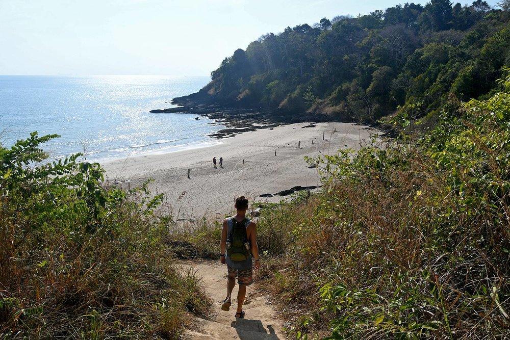 Things to do in Koh Lanta Thailand Nui Bay Beach