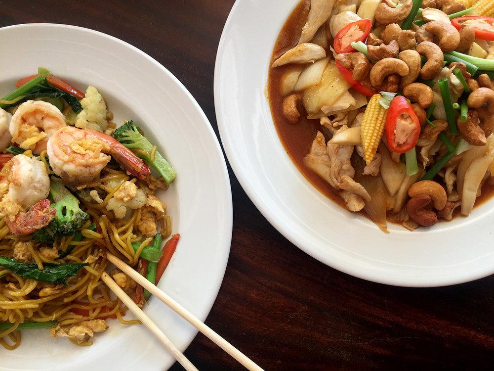 Where to eat in Koh Lanta Thailand