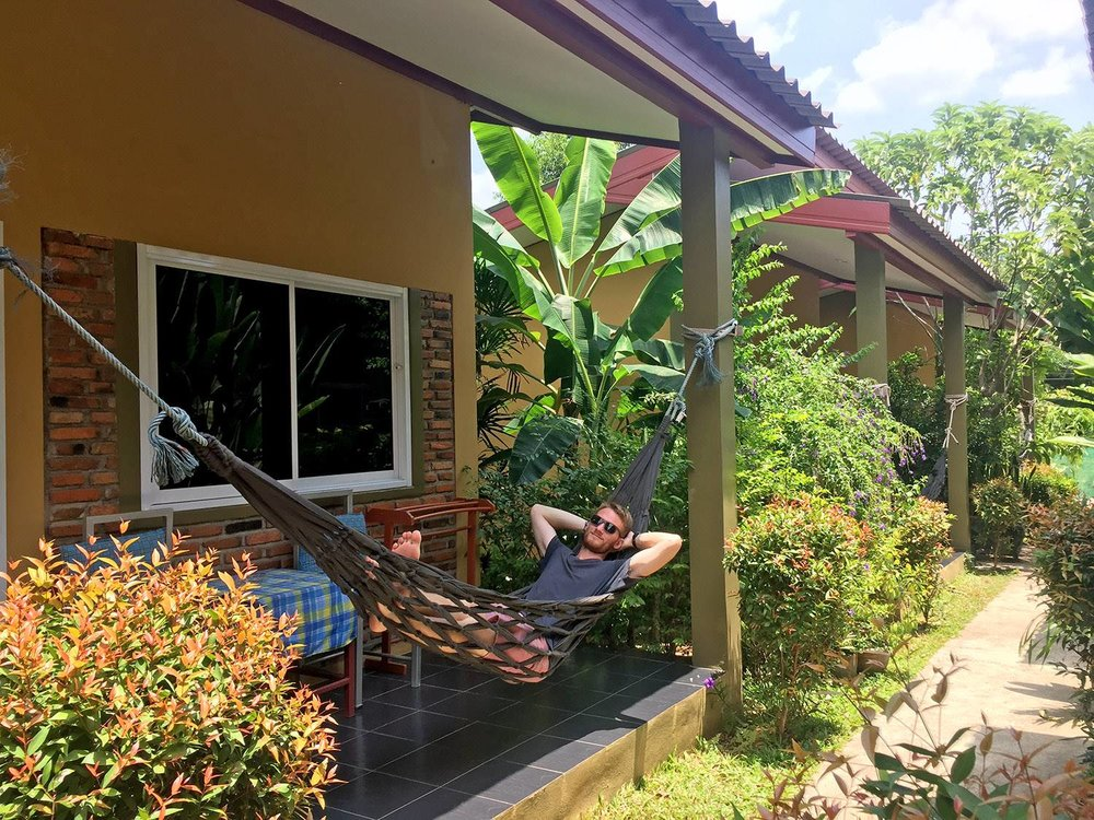 Where to stay in Koh Lanta Thailand