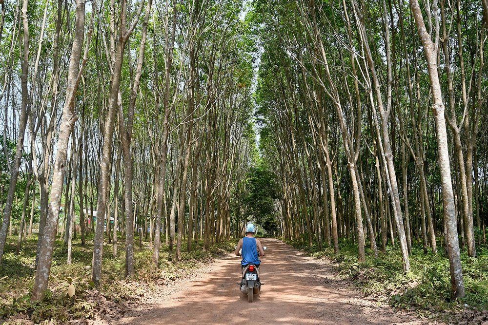Things to do in Koh Lanta Thailand motorbike