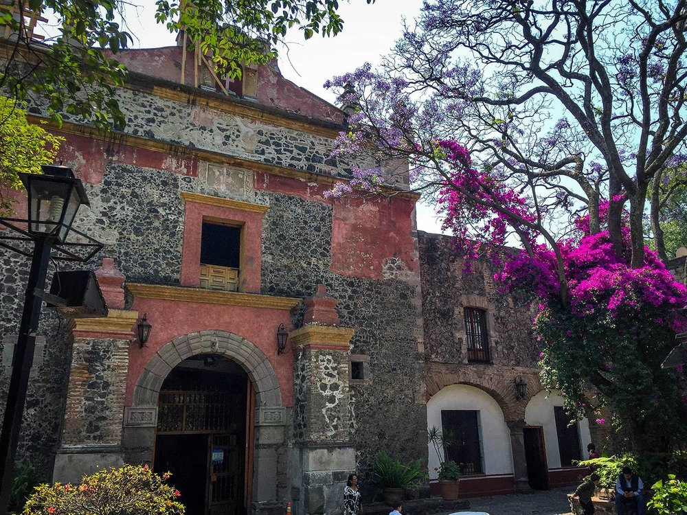 3 Days in Mexico City Itinerary San Angel Church